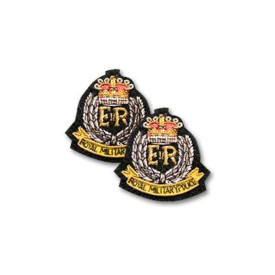 AGC RMP Collar Badges