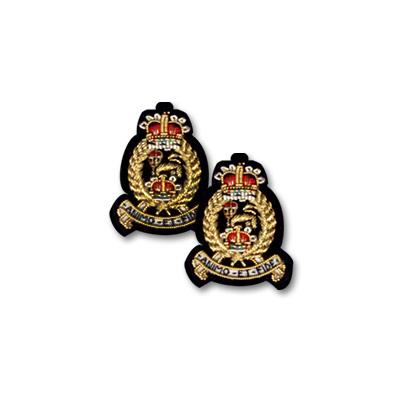 AGC SPS Collar Badges