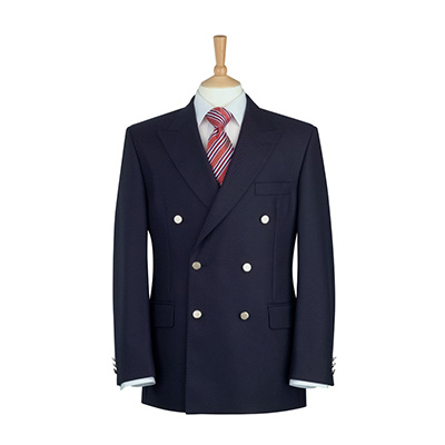 Brook Taverner Double Breasted Blazer