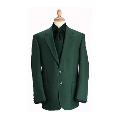 Blazer Green Henley
