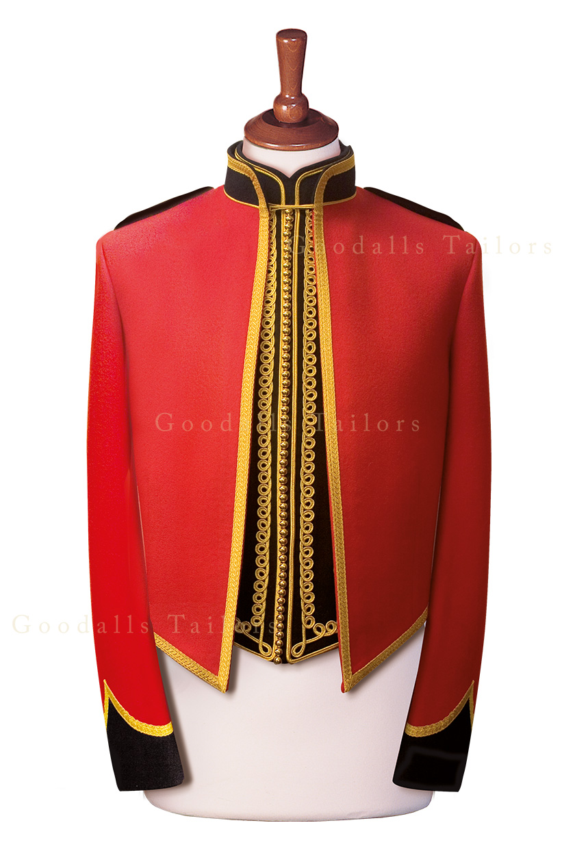 AGC Officer Mess Dress