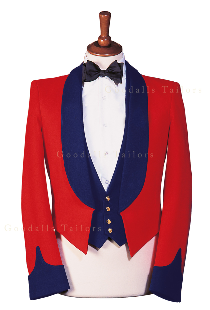 Coldstream Guards NCO Mess Dress