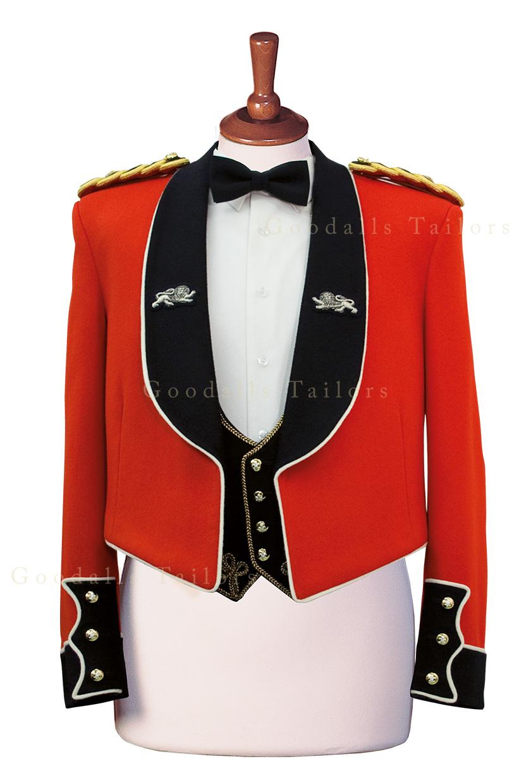 Duke of Lancaster's Officer Mess Dress