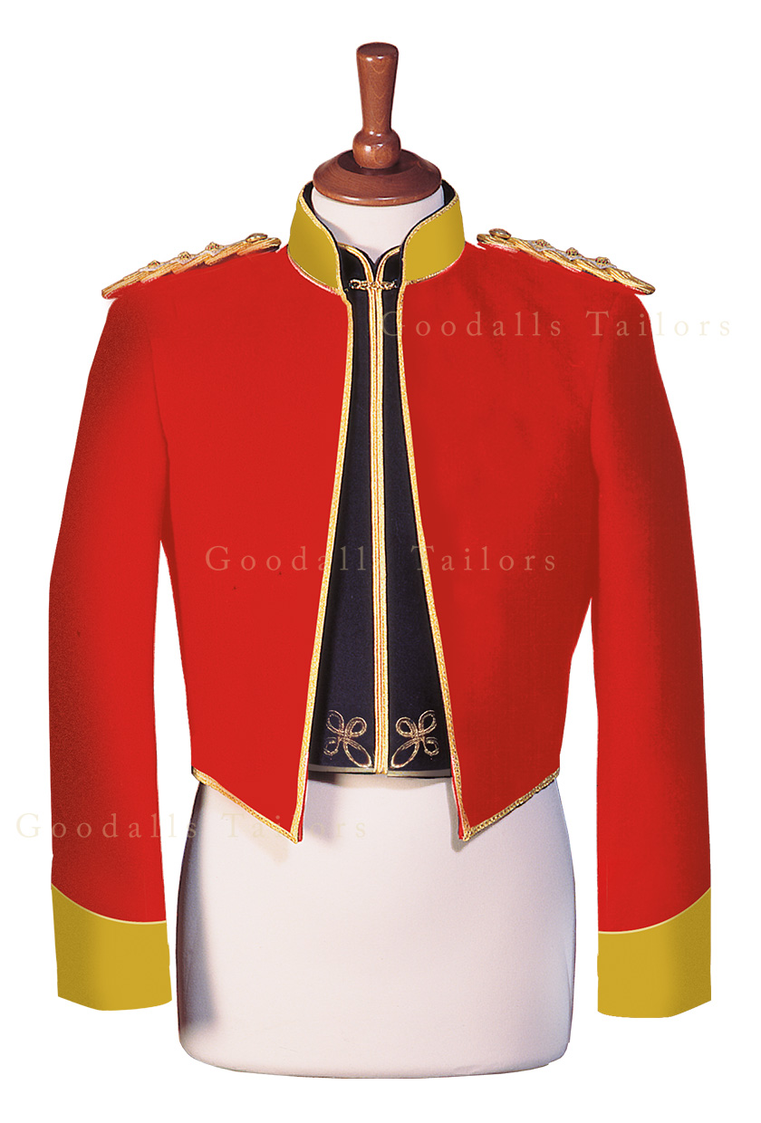 PWRR Officer Mess Dress