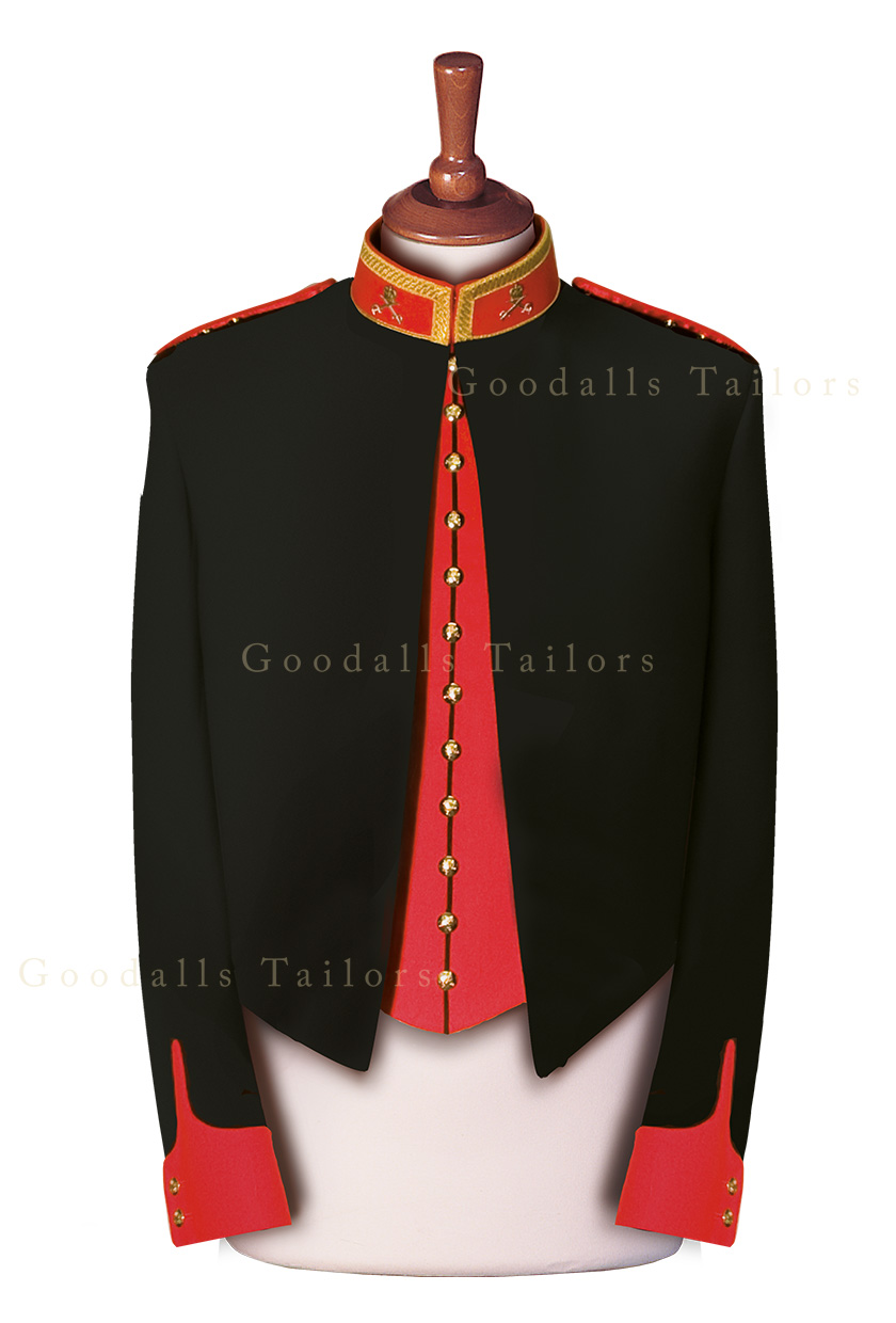 RAPTC Officer Mess Dress