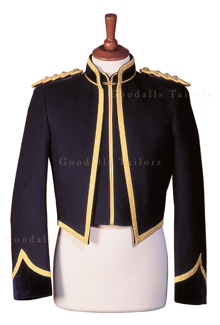 Royal Logistics Corps Officer Mess Dress