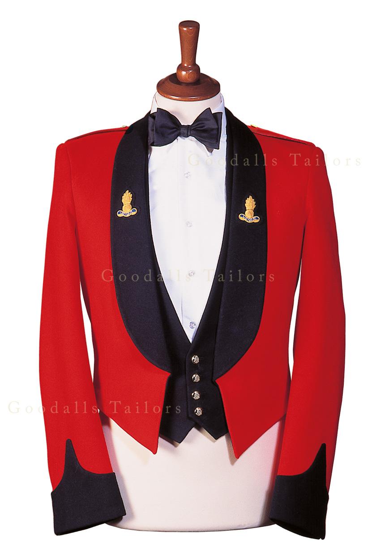 Royal Engineers NCO Mess Dress