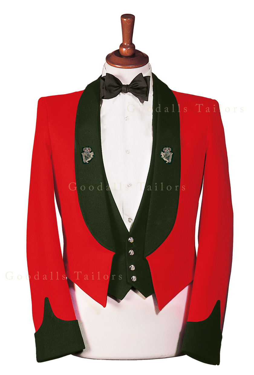 Royal Irish Regiment NCO Mess Dress