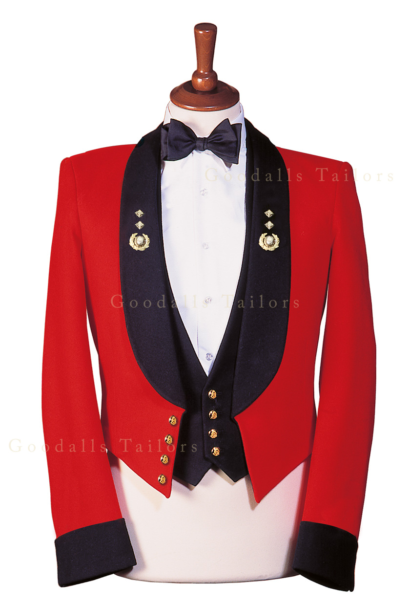 Royal Marines Officer Mess Dress