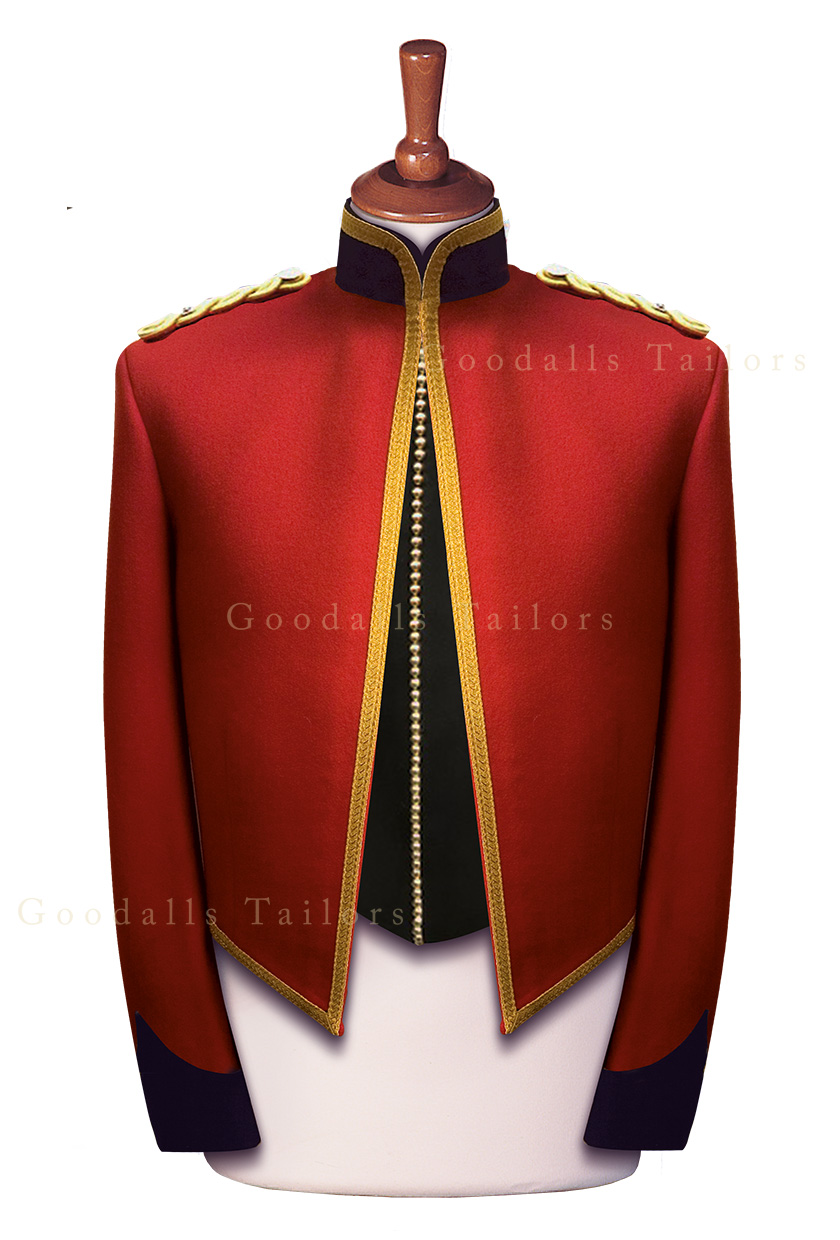 Royal Fusiliers Officer Mess Dress