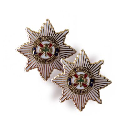 Irish Guards Cufflinks