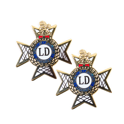 Light Dragoons Cufflinks