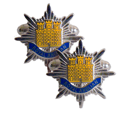 Royal Anglian Cufflinks
