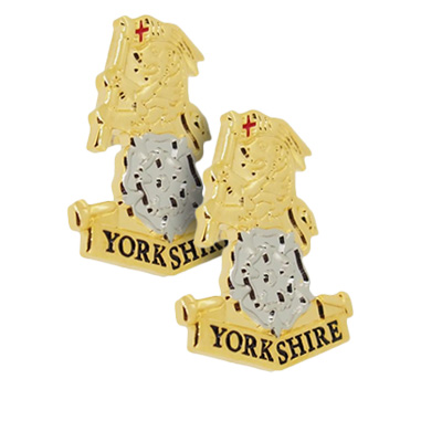 Yorkshire Reg. Cufflinks