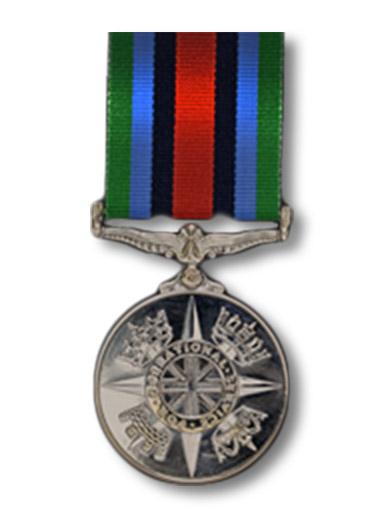Sierra Leone Medal