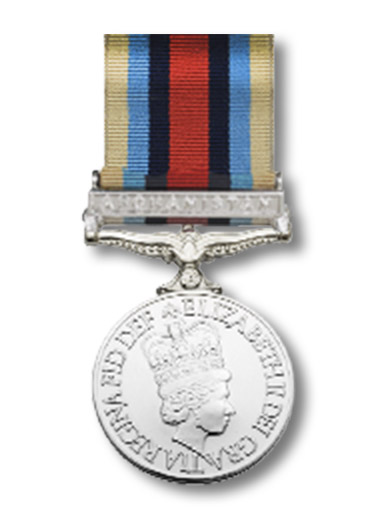 Afghanistan Medal (OSM)