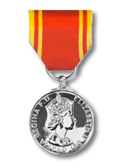 Fire LS & GC Medal