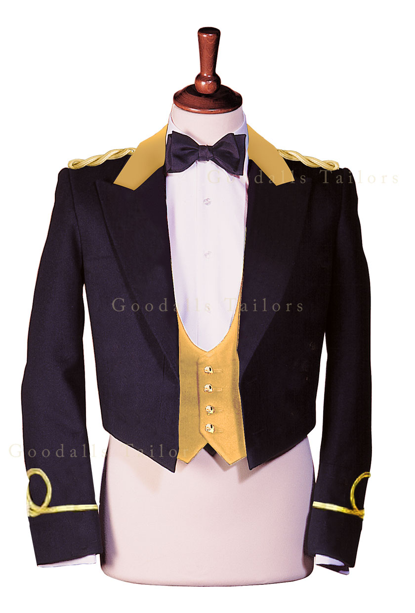 Light Dragoons NCO Mess Dress