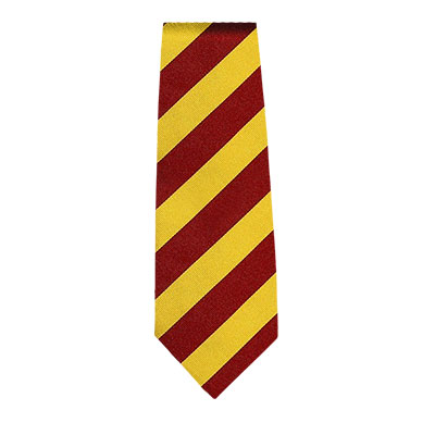 Middlesex Reg. Silk Stripe Tie
