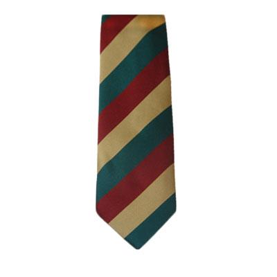 Mercian Regiment Stripe Tie