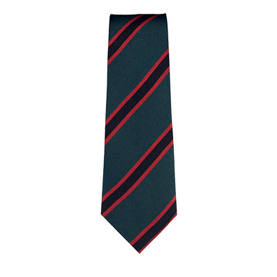 Rifles Regiment Tie