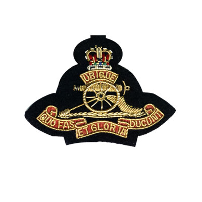 Royal Artillery Beret Badge