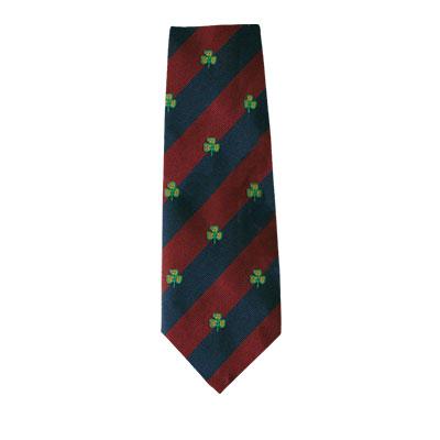 Irish Guards Tie