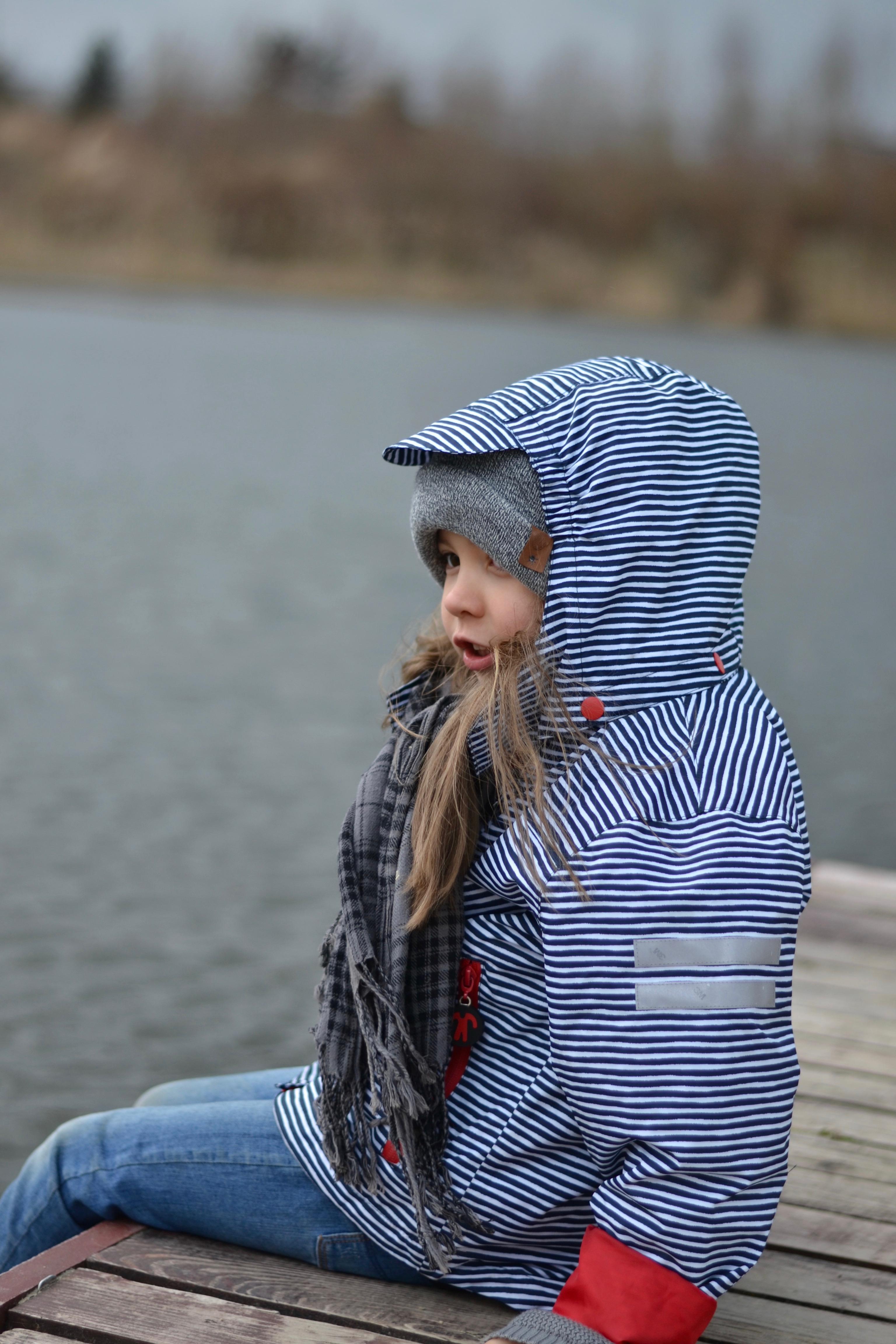Detachable fleece jackets