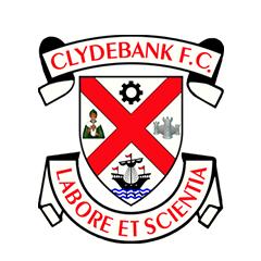 Clydebank fc badge