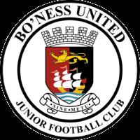 Bo'ness united badge