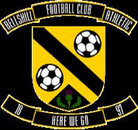 Bellshill athletic fc badge