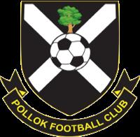 Pollok FC badge