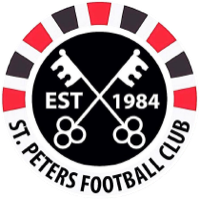 St Peters FC badge