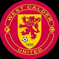 West Calder FC badge