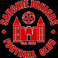 Sauchie juniors FC badge