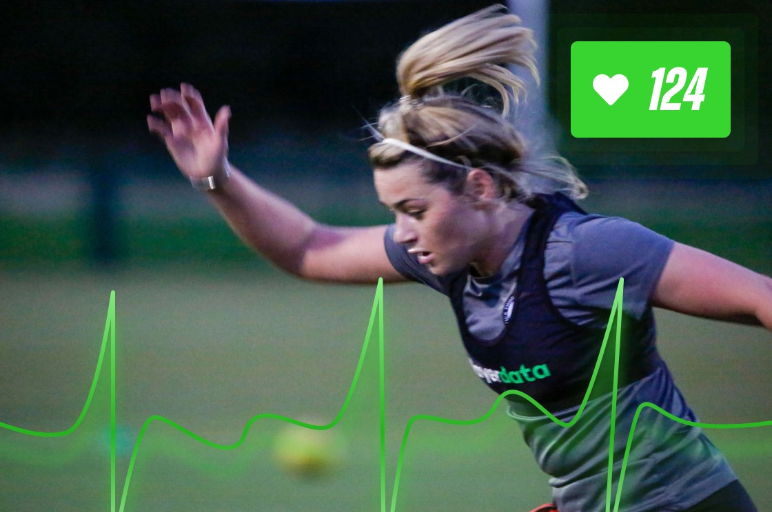 Heart rate monitor image