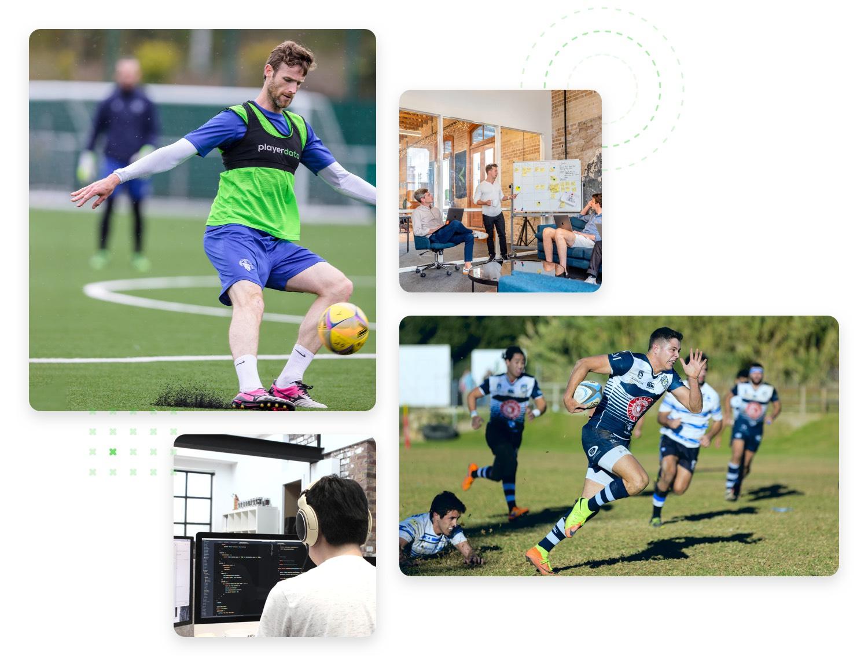 Image group - football