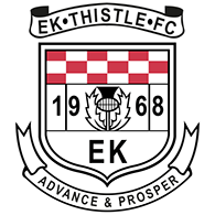EK Thistle badge