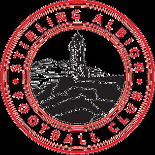 Stirling Albion FC badge