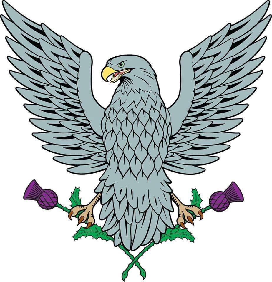 Kinloss eagle