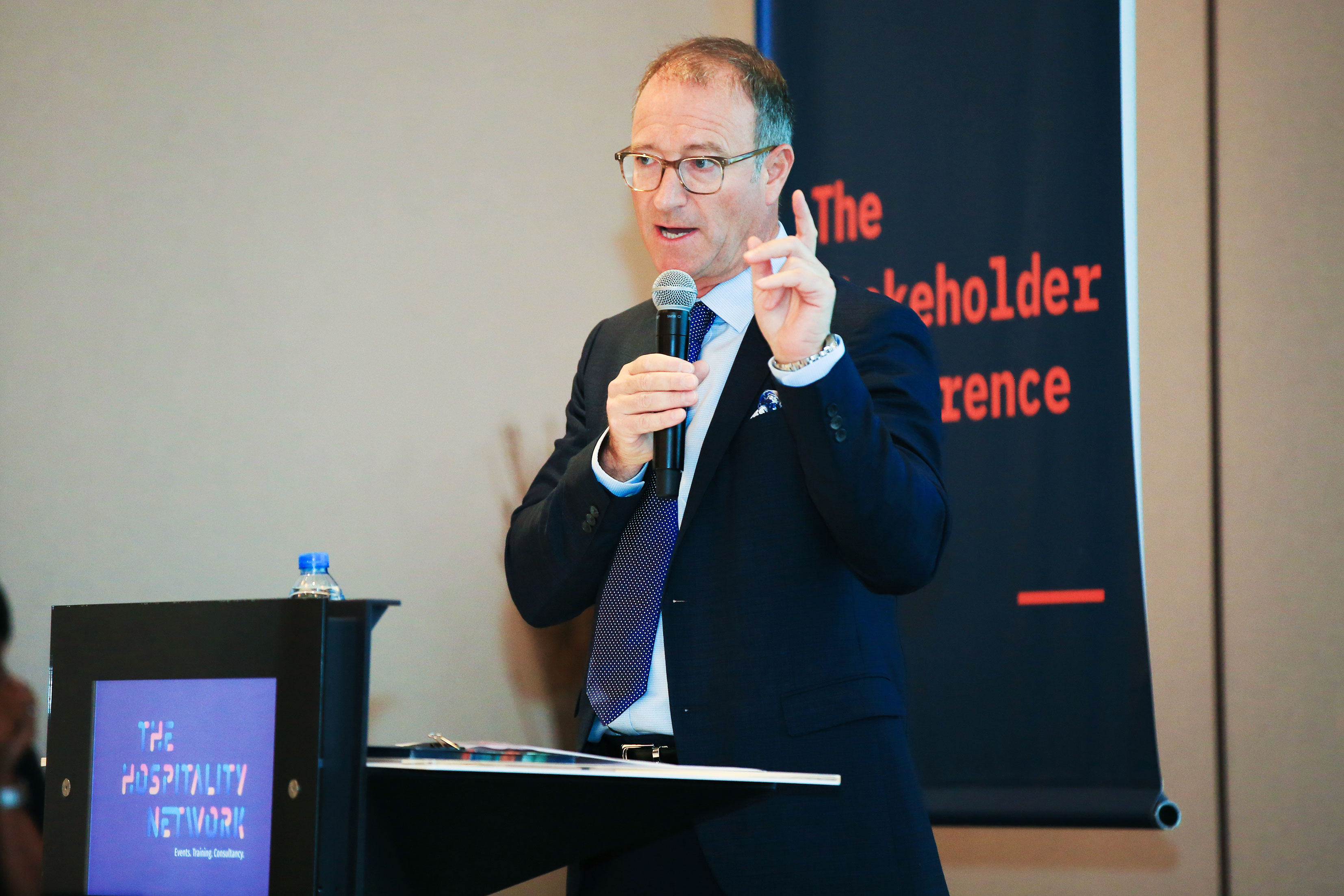 Speakers - The Stakeholder Conference