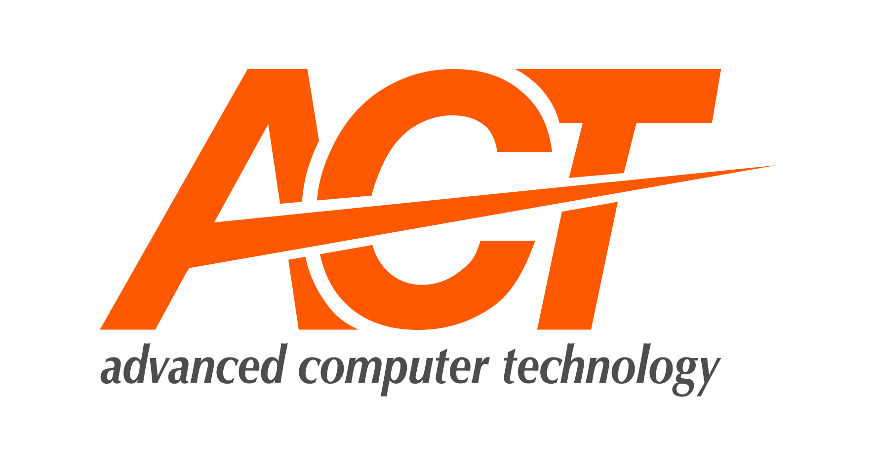 ACT - Advanced Computer Technology Logo