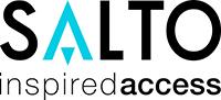 Salto inspired access logo