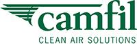 Camfil Clean Air Pollution Logo