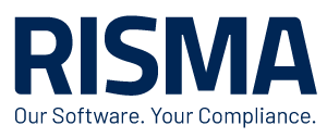 Risma Systems Logo Blue