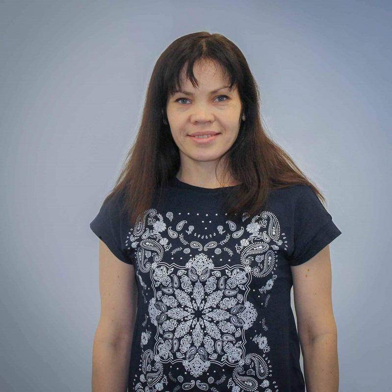 Kateryna Bublyk_ Frontend Developer