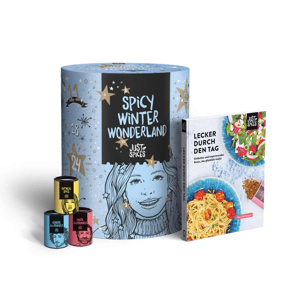 Spicy Winter Wonderland Adventskalender