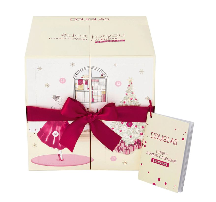 Lovely Advent Calender Skincare
