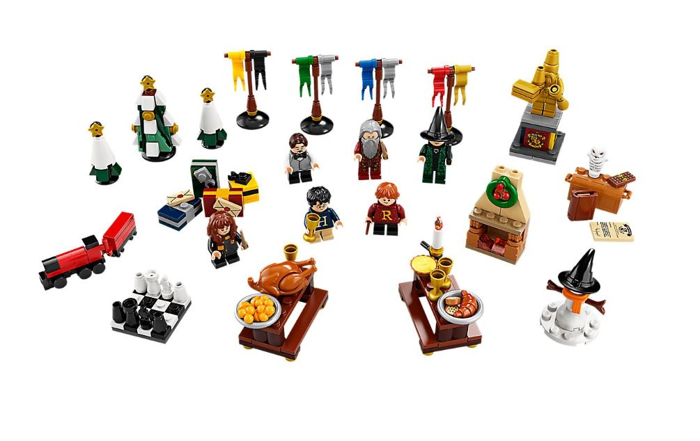 LEGO Harry Potter Adventskalender - Bild 2