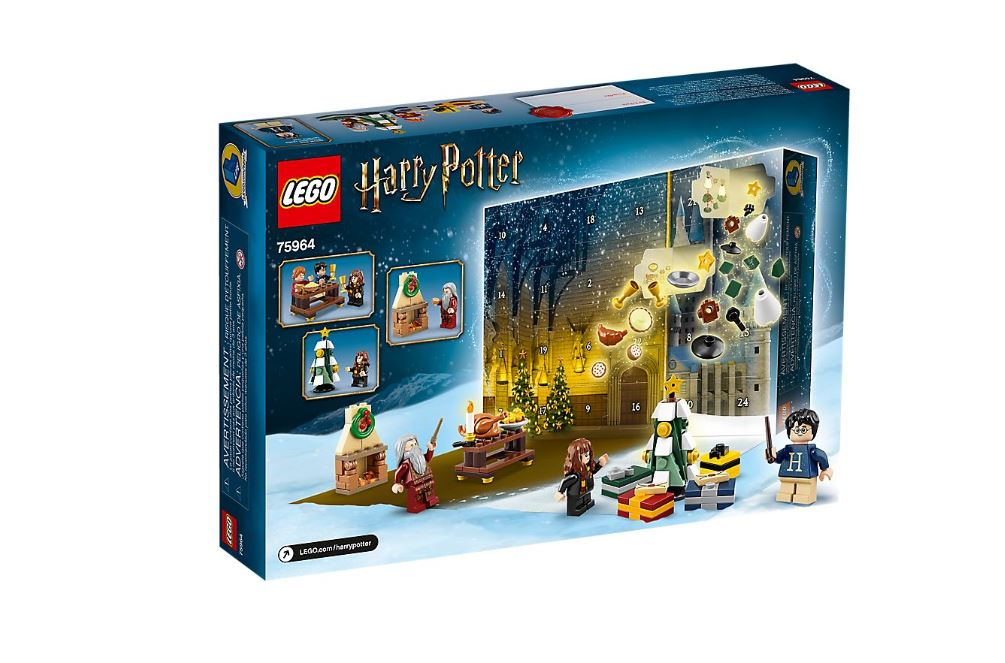 LEGO Harry Potter Adventskalender - Bild 3